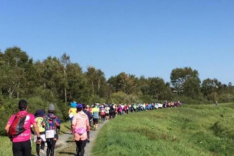 新さっぽろロハスマラニックの顔コース24kmを走る会