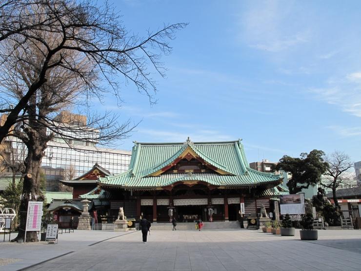 日本でも屈指のパワースポット「神田明神」から北千住へ!新緑の街道を歩くコース