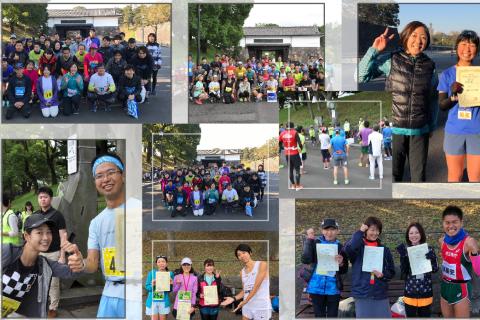 2019春 皇居ハッピーマラソン