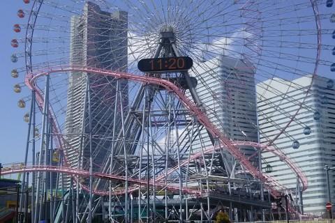 横浜観光ラン キロ約7分 約30キロ 2900円