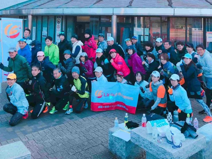 2019年1月開催、マラソン自己ベスト15分以上更新目標2ヶ月短期スクール参加者