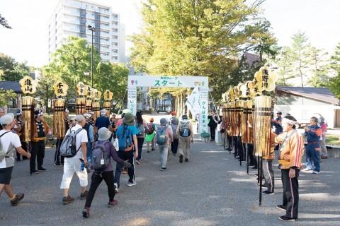 歴史と自然が感じられる「秋の金沢」を歩こう!金沢ウォーク2019