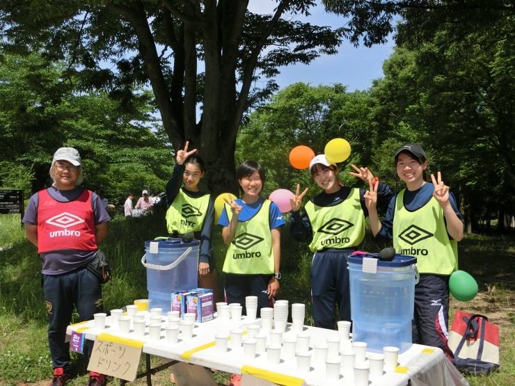 ボランティア募集! 第11回長居公園ふれあいマラソン