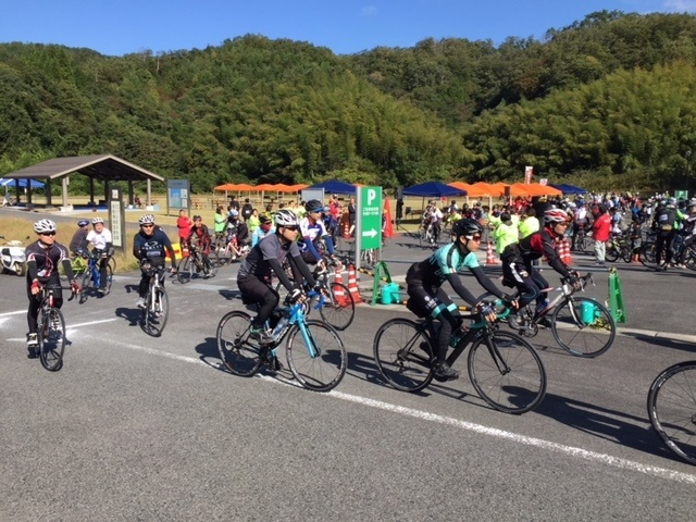 奥出雲サイクリング2019