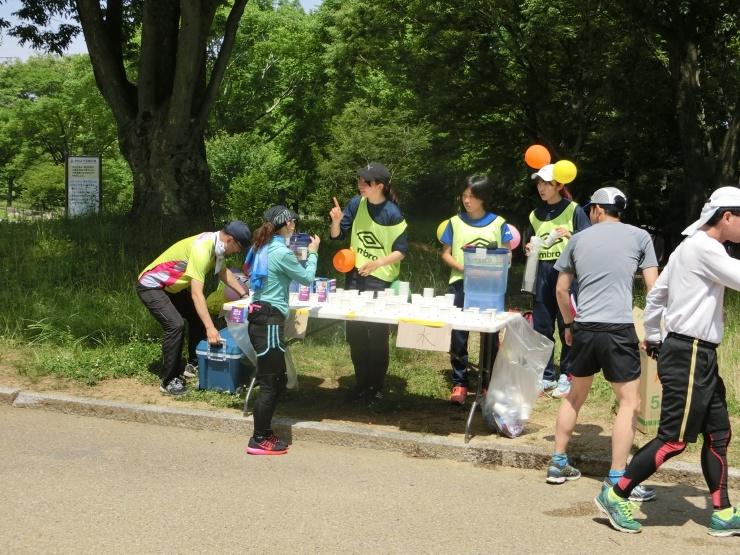 ボランティア募集! 第1回蜻蛉池公園リレーマラソン