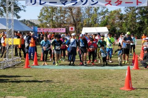 2019チャレンジDAY リレーマラソン