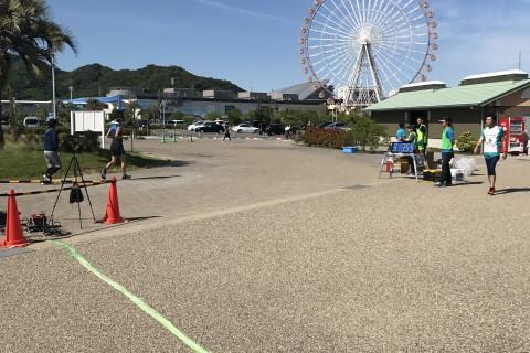 愛知県 第6回 ラグーナビーチ ウルトラマラソンチャレンジ