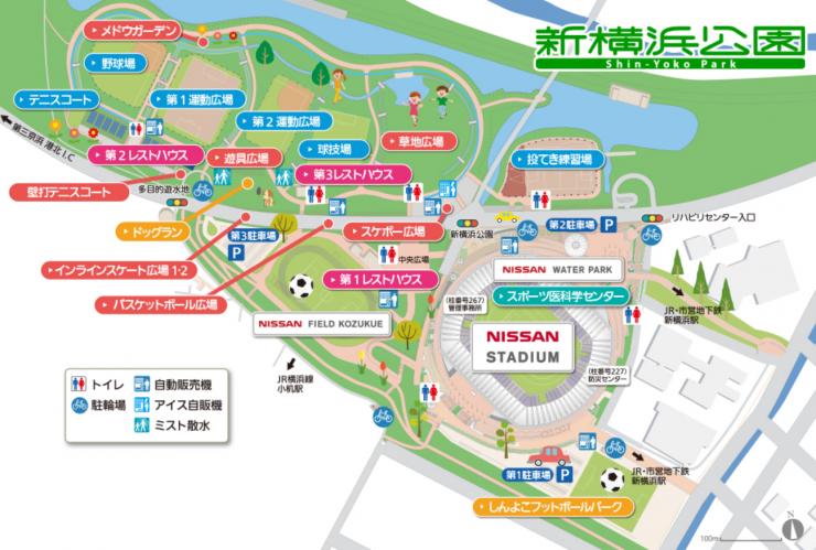 「OSJ大和走友会」新横浜公園ロードトレーニング