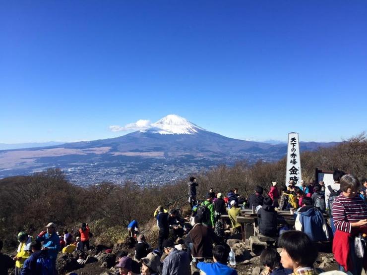 『トレイルツーリング in 箱根』