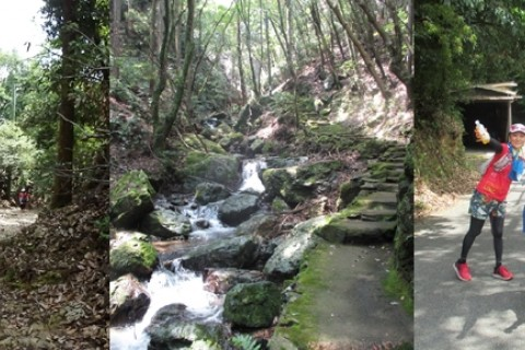 京都愛宕登山とゆずの里 納涼トレイルマラニック