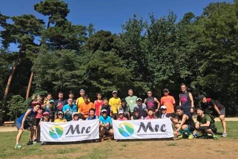 Mrc発足4周年記念ラン&呑MTG