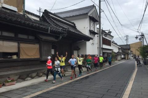 須坂ハーフマラソン練習会