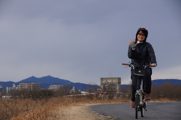 城下町土浦りんりん食べ歩きサイクリング12月8日(日)小径車スペシャル
