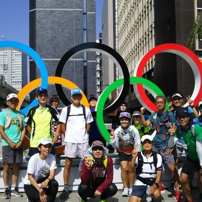 新コース マラソンコース体験ラン  約21キロ 42キロ キロ約7分 2900円