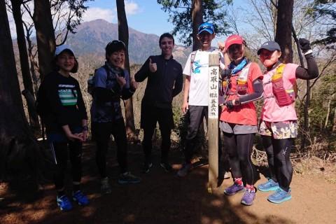 初心者からのステップアップ!登り下りがはっきりしたコース【参加費0円】高取山トレラン 17キロ