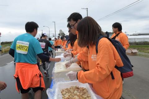 東北・みやぎ復興マラソン2019レセプションパーティー 参加ボランティア募集