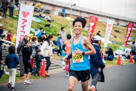 ラフィネ陸上部 森橋完介&PACER TRACK CLUB 織田フィールド インターバル