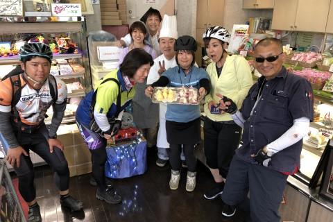 城下町土浦りんりん食べ歩きサイクリング11月10日(日)海鮮orとんかつスペシャル