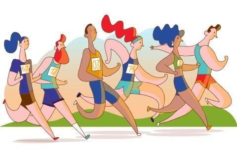 第1回 福岡チャレンジスマイルマラソン