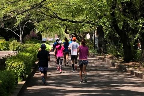 ランニングセミナー【坂道をつかってランニングフォームを見直そう】