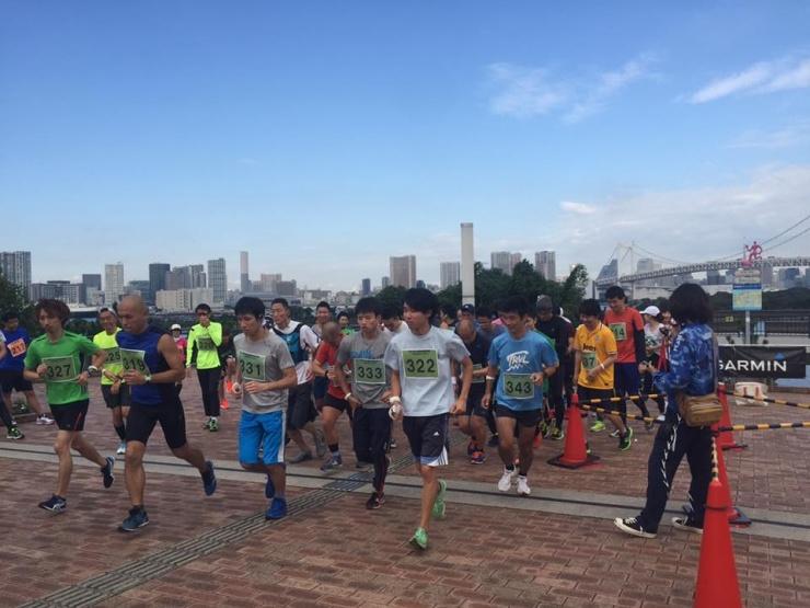 第5回豊洲ウィークデーマラソン