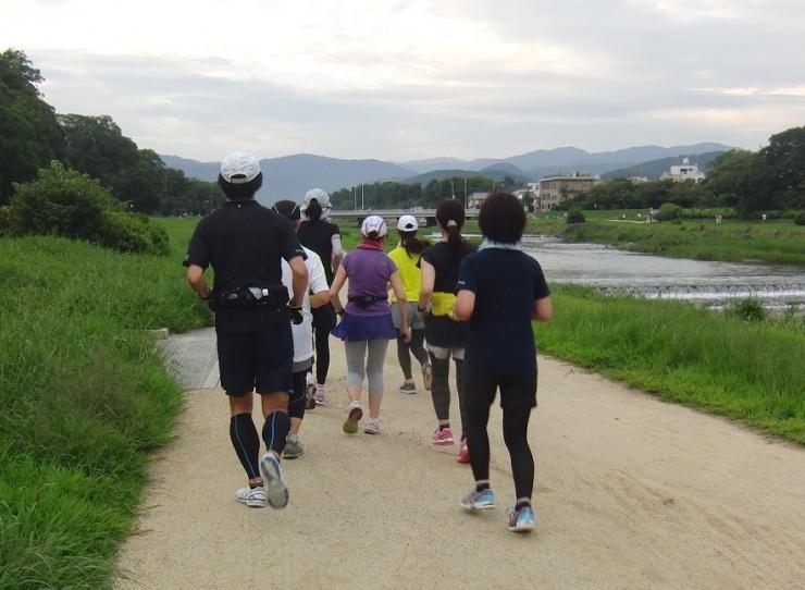 【京都開催】2月のフルマラソン対策講習&練習会4回目 「みんなで頑張る最終仕上げの30K~3時間走」