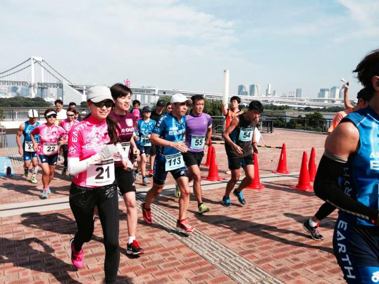 第5回豊洲マンスリーマラソン