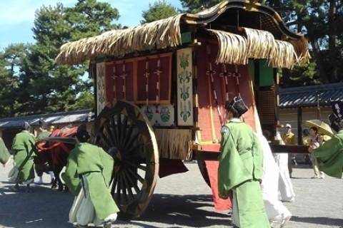 やんちゃ村マラニック 京都時代祭2019(集団走 約20km)