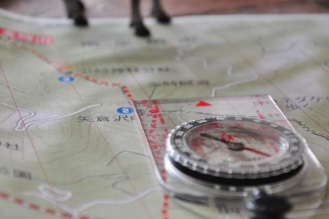 地図読みって必要なの!?読図・コンパスワーク講習会【少人数制】
