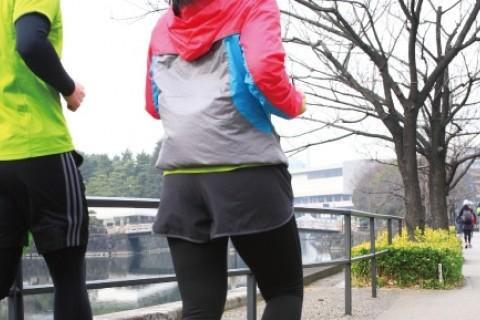第120回皇居Cityマラソン&親子funラン Supported by グリコパワープロダクション