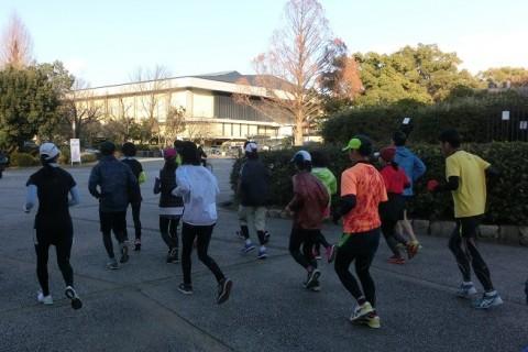 【京都開催】2月のフルマラソン対策講習&練習会2回目「フルマラソンに必要なペースメイクの仕方 」