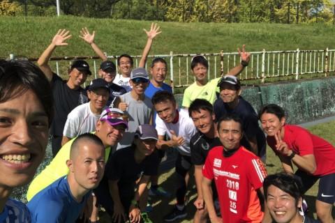 【中止】盛岡シティマラソン直前対策実践セミナー&みんなで刺激RUN