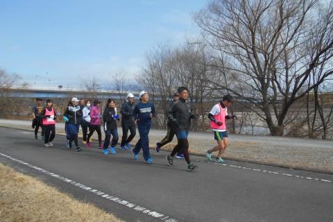 前橋・渋川シティマラソンランニングスクール