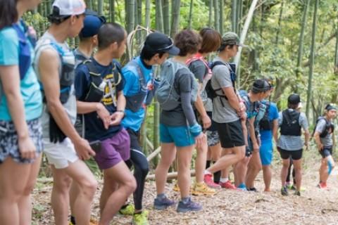 SALLYS トレイルランニングセミナー(初級編)