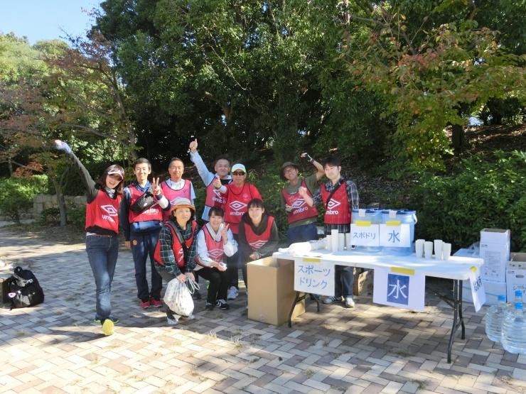 ボランティア募集! 第2回久宝寺緑地ふれあいマラソン