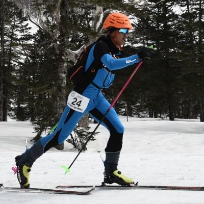 スキーモ初心者も安心なコース設定です!