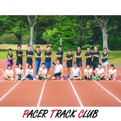 PACER TRACK CLUB 11/22(日)1000m×10本 in 織田フィールド貸切