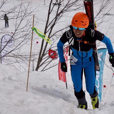 スキーモの講師はプロ山岳スキーヤーの小川壮太さん!