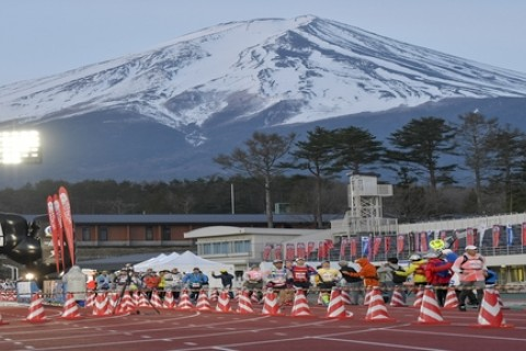 【公式】第30回チャレンジ富士五湖ウルトラマラソン【駐車場申込】大会開催日2020年4月19日(日)