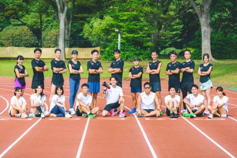 PACER TRACK CLUB 2/24(月祝)1000m×10本 in 織田フィールド貸切
