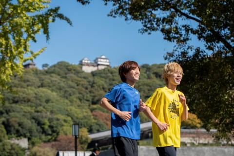 【喜助の湯プレゼンツ!】アールビーズランニングコーチと堀之内ラン & リカバリー温泉