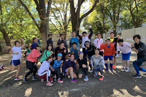 【大阪】眠っている身体の細部に刺激を。『楽に速く走れる』ECOフォーム練習会