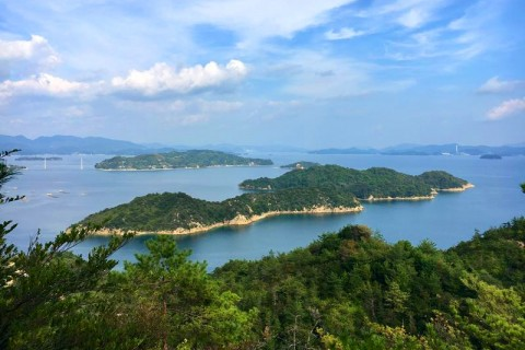 GGR-solo-24h(瀬戸内海の絶景を見ながら走る24時間周回トレイル)