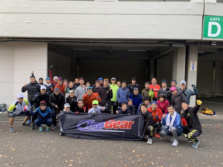 マラソンシーズンは毎月駒沢公園で練習会を開催中!