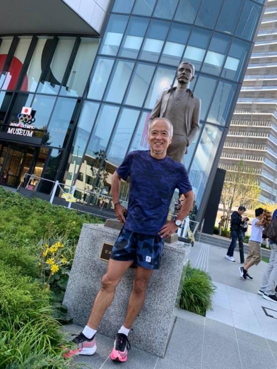 ランステ公認練習会:よっしーのお気楽LSD 6月(1)「東京六大学めぐり」28キロ