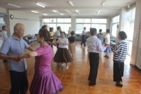 【館山市】毎週月・水曜日開催! 社交ダンス教室