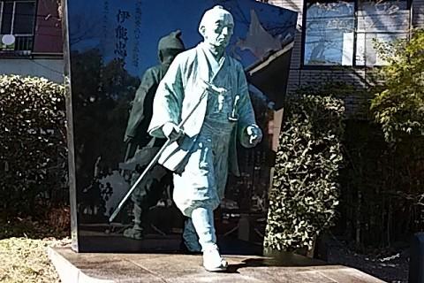 第19回 忠敬江戸入りフォーデーウオーク4日目 25km自由歩行