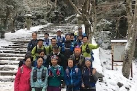 【嵐山musubi-cafe】新年走り初めの会2020