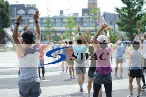 日本最大のランニングクラブ|SWAC 大阪 練習会