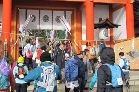 お正月・京都三弘法詣りでご利益を授かるっ!!(集団走・約30km)